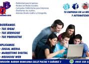 Marketing digital, social media, para empresas