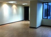 Arriendo oficina en edificio moderno quito shyris