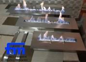 Chimeneas  ecológica ( quemadores )