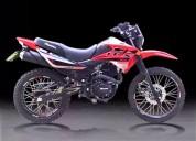 Venta de  moto  thunder trx200  en guayaquil