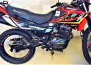 Venta de moto thunder  200r  2018 en guayaquil