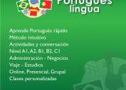 Habla portugués ahora!