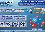 Curso de marketing digital - valle de los chillos