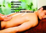 Masaje relajante terapeutico ymeditacion