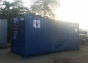 Venta/alquiler de generadores eléctricos