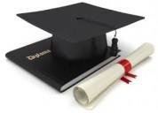 Termina tus estudios bachiller o superior