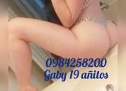 Gaby dinamita pura en la cama de 19 añitos compl