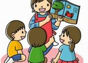 Maestra de educación primaria