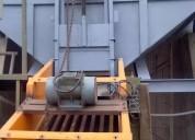 Vendo maquinaria para mina