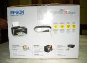 Epson l396 nueva de paquete