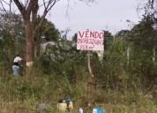Vendo 753 m2 de terreno a 30000 $ usa, santa rosa