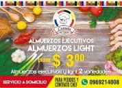 Cocinera con experiencia comida típica ecuador