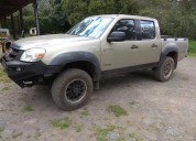 Mazda bt 50 doble cabina 2013 diesel outdoors 4x4