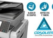 Copiadora, fotocopiadora, impresora ricoh