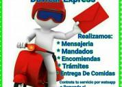 Davicar express moto mandados