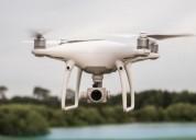 Se realiza grabación con dron phantom 4 pro. contactarse.