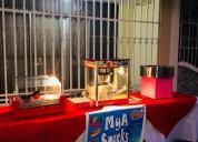 Maquinas de snacks estacion combos