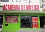 Academia de musica de juan carlos cepeda