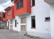 Casas de venta sector puente 2 autopista gral ruminahui valle de los chillos 3 dormitorios