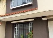 De oportunidad en venta espaciosa casa en la ciudadela de los ingenieros info 098 080 7847 3 dormito
