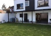 Hermosa casa con espacio verde sector baguanchi 3 dormitorios