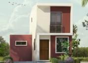 Casa en venta en la via daule guayaquil 2 dormitorios