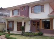 Grande y hermosa casa cerca de la quinta pomele challuabamba info 098 080 7847 4 dormitorios