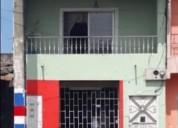 Casa con local en calle tungurahua 2 dormitorios