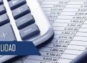 Auxiliar de contabilidad en santo domingo