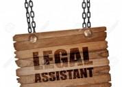 Necesito un asistente legal