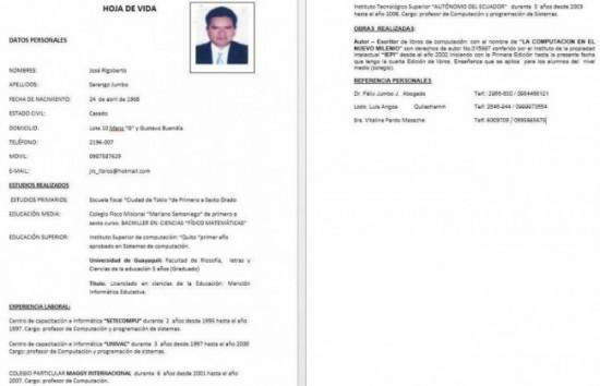 Busco Trabajo Como Profesor en Quito