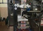 Maquina envasado y sellado de liquidos