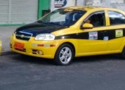 Chofer para taxi viva al sur legal.