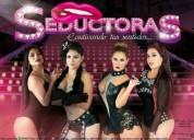 Grupo musical femenino en guayaquil, contactarse.