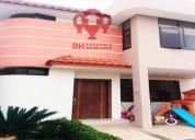 Casa para arrendar de tres dormitorios en urb portal del rio machala 431 en machala