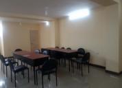 Alquilo todo un piso para conferencias 1 dormitorios