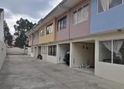 Casa grande 5 cuartos 2 parqueos en cuenca