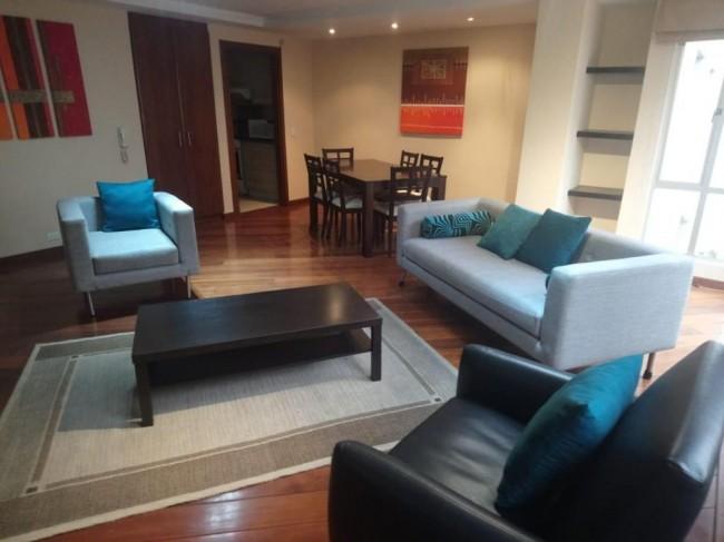 Quito Tenis Departamento en Alquiler 80 m2 1 dormitorio Suite