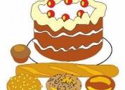 Panadero y pastelero en quito, contactarse.