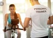 Personal training o entrenador