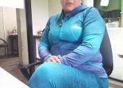 Operadora recepcionista