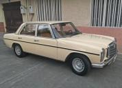mercedes benz 280 1975 chasis info al 200000 kms cars