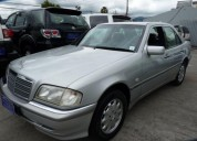 mercedes benz 2000 c 280 plata 128724 kms cars