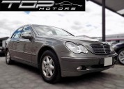 Mercedes benz kompressor 2001 flamante 175000 kms cars