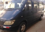 Excelente mercedes benz sprinter 313 626000 kms cars
