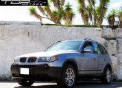Bmw x3 2006 gasolina 75000 kms cars