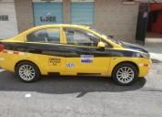taxi 2012 con puesto 169000 kms cars