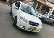 Aveo advance 2013 103000 kms cars