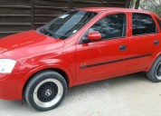 Corsa evolution 2003 motor 1 8cc extras cars