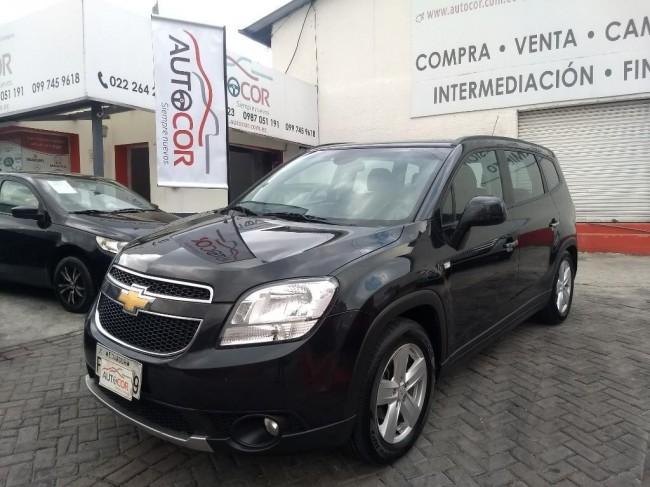 Chevrolet Orlando 2012 78 78000 Kms Cars Quito Doplim 1187582
